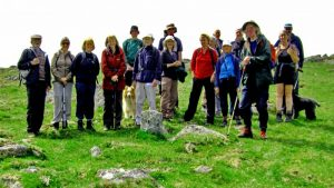 AGM Sharpitor walk