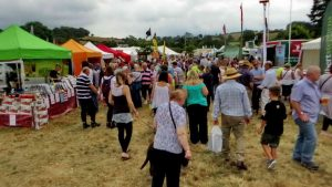 A typical crowd scene.