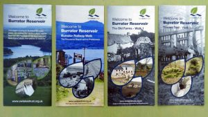 Burrator Walks Leaflets