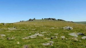 Great Staple Tor ahead