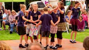 Children's dance event