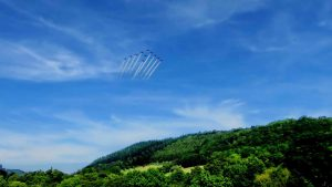 """Red Arrows - """"Smoke on"""" ....."""