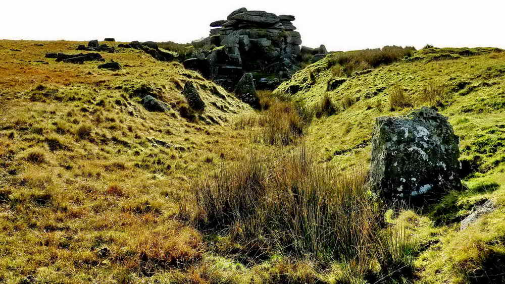 Hollow Tor Quarry