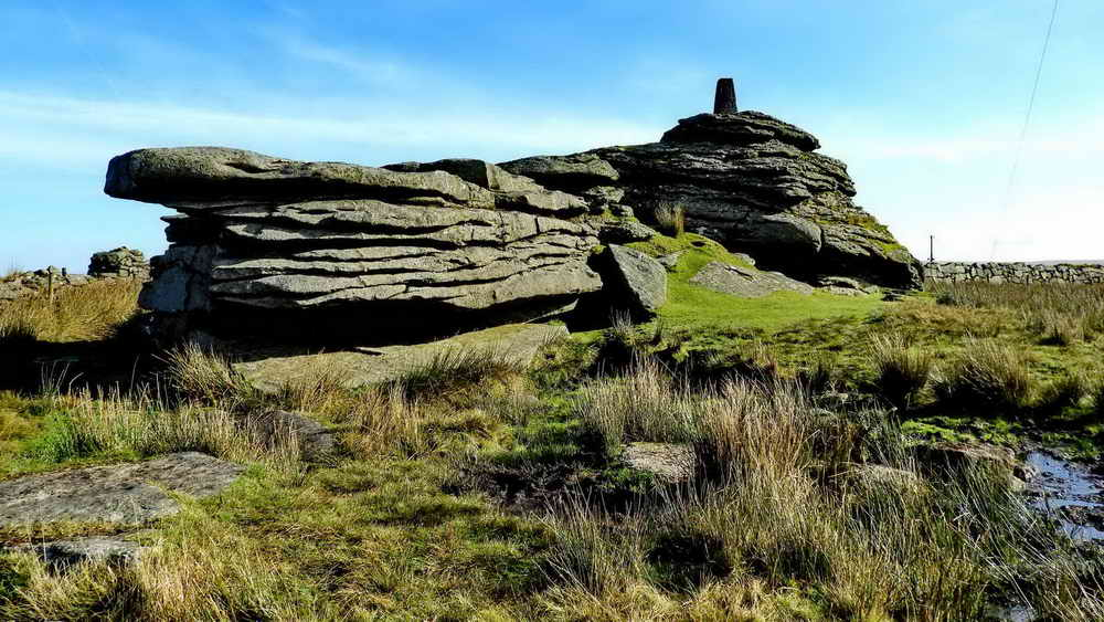 North Hessary Tor