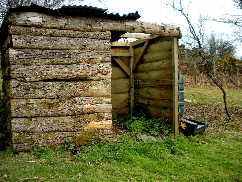 Small Field shed