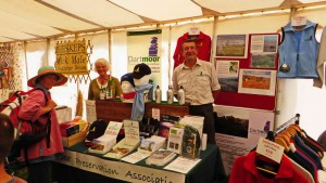 The DPA stand.