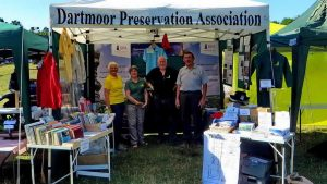 The DPA stand with Val, Berni, Phil and Derek.