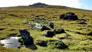 Bronze Age cairn and cist
