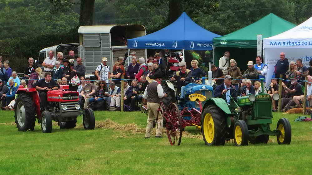 Grand Parade of Vintage Machinery and Farming Through the Ages