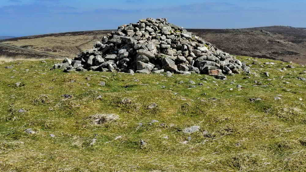 "Water Hill cairn - ""Furnum Regis"" as recorded in the 1240 Perambulation"