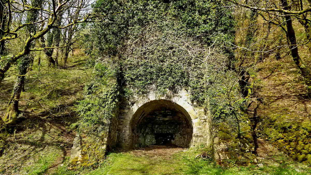 Lime kiln (west)