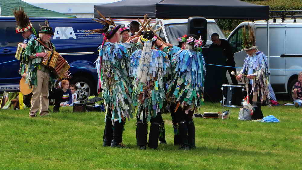 Dartmoor Border Morris, from Meavy