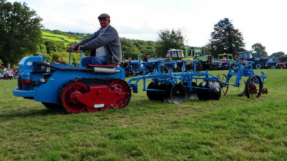 The MG Ransomes Crawler
