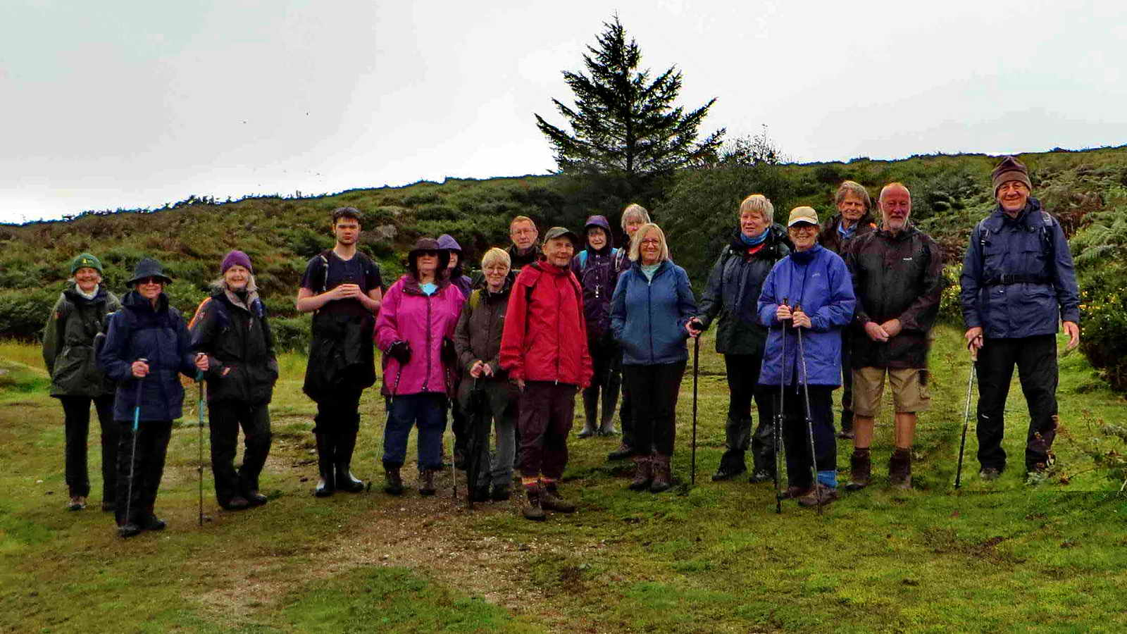 The group on Welstor Common Rifle Range