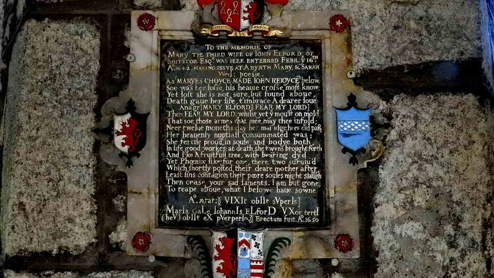 The Elford tablet