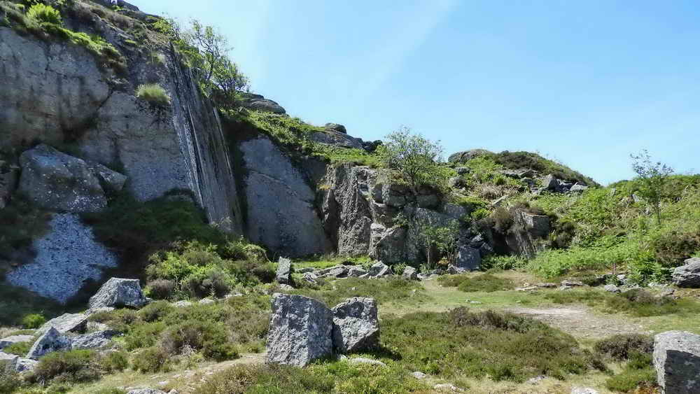 Holwell Quarry