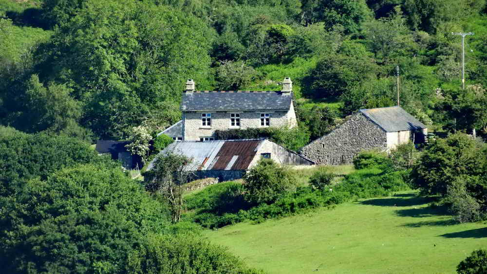 Rowbrook - former home of Jan Coo