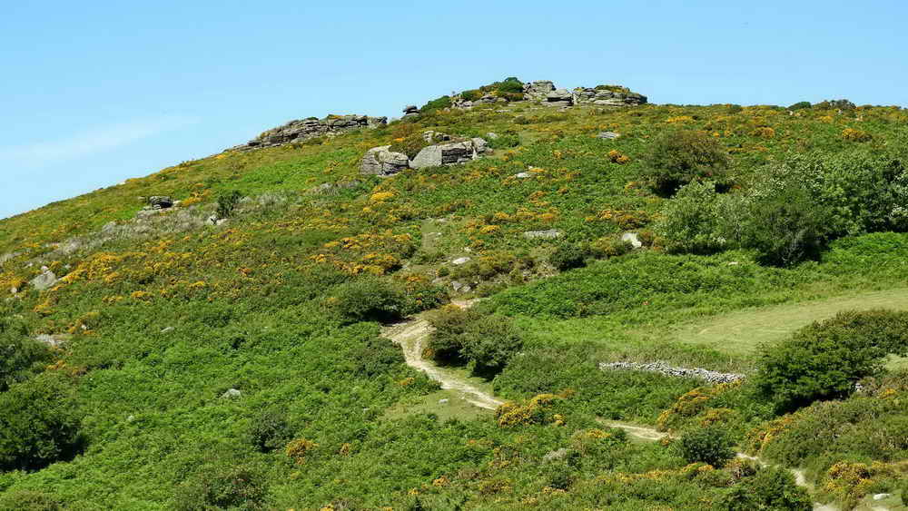 Coming back to Mel Tor