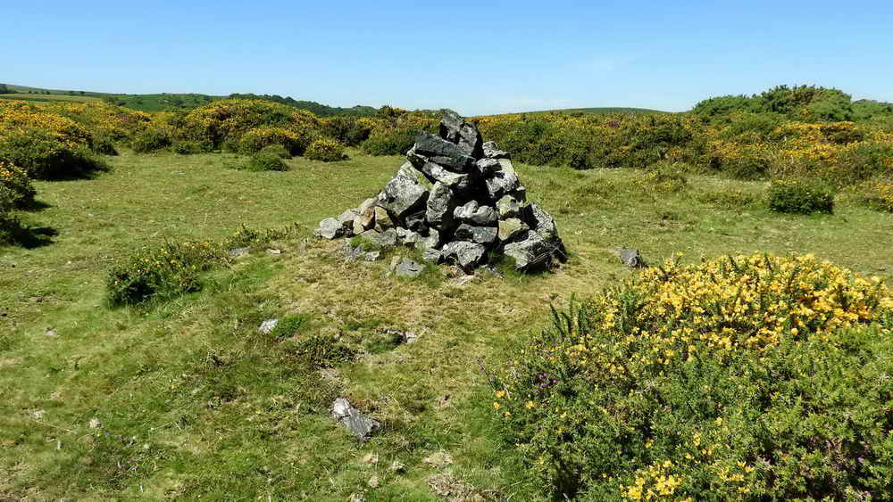 """""""Pile of Stones"""" - on a cairn?"""